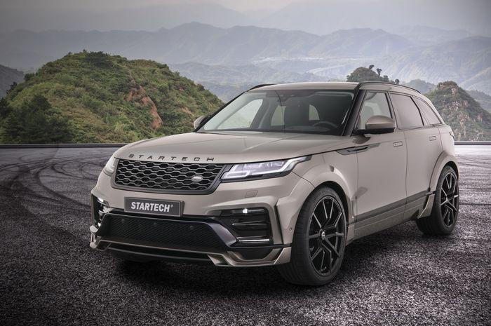 Range Rover Velar ubahan Startech