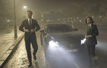 mobil-mobil dari lexus penuhi film men in black: international, ada apa aja sih?