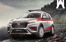 Gantengnya All New Honda BR-V Dibuatkan Konsep Modifikasi Rally Look