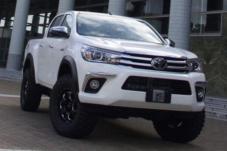 Update Harga Toyota Hilux Double Cabin Mulai Rp 130 Jutaan Gridoto Com