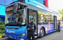 TransJakarta Uji Coba Armada Bus Listrik Higer,  Hanya Andalkan Merek Asal China Saja?