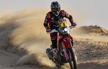 Spek Honda CRF450 Rally Juara Reli Dakar 2020, Bobot Kosong Sama Dengan CRF150L