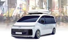 Hyundai Staria Diprediksi Hadir, Simak Dulu Modifikasi Digitalnya