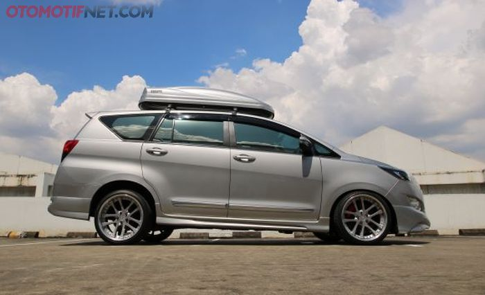 All New Toyota Kijang Innova 2.0 G, Coak Casis Buat Hilangkan Stress!