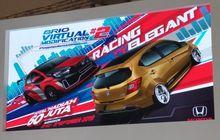 honda brio virtual modification #2 dimulai, angkat tema racing vs elegant