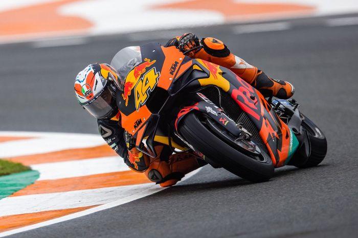 Kesulitan kejar Joan Mir dan Alex Rins pada balapan MotoGP 2020, Pol Espargaro sebut Suzuki seperti roket
