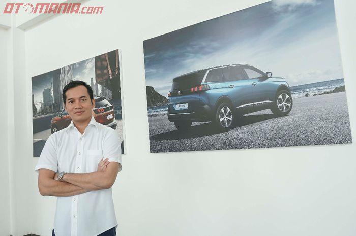 Rokky Irvayandi, CEO Astra Peugeot