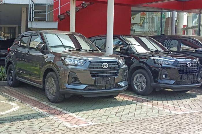Daihatsu Rocky 1.2 M dan Rocky 1.2 X