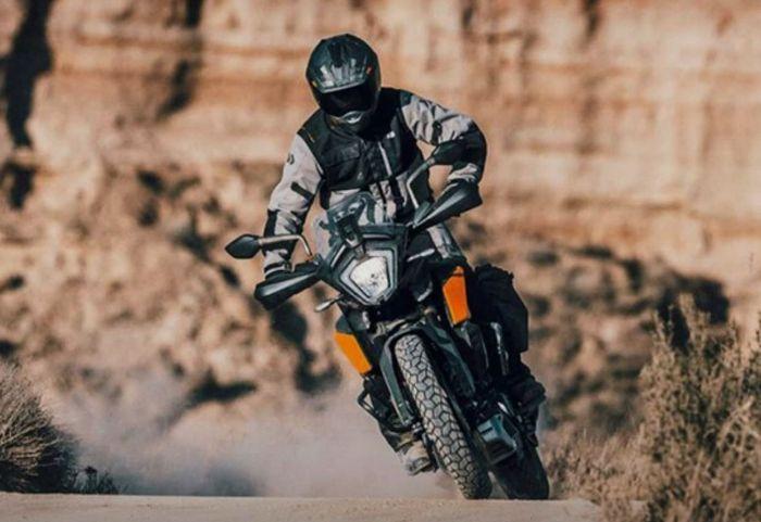 KTM 250 Adventure untuk pasar India