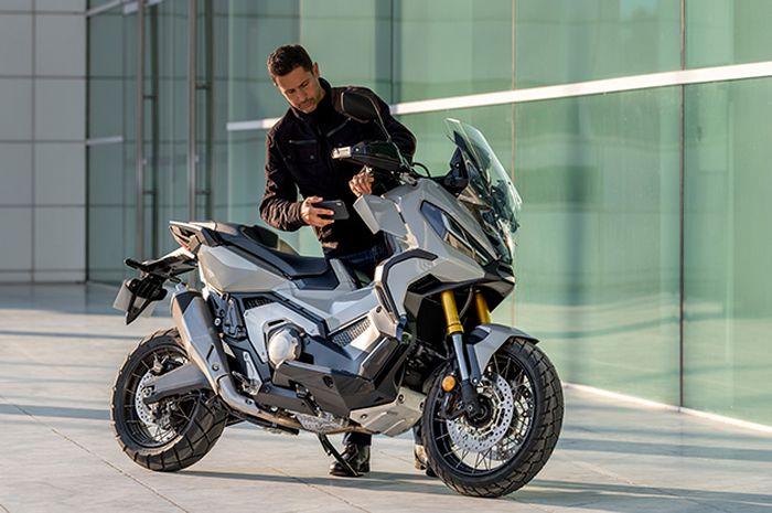 Ilustrasi Honda X-ADV