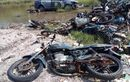 Miris! Begini Nasib Kendaraan Patroli Polisi yang Mangkrak di Teluk Marunda, Ada Suzuki A 100 X Super