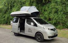 Nissan Evalia Jadi Campervan, Jok Depan Bisa Diputar, Kerja Bisa Sambil Kemping