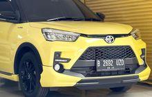 Belum Lama Meluncur, Toyota Raize 1.0T GR CVT TSS Two Tone Sudah Ada Bekasnya, Segini Banderolnya
