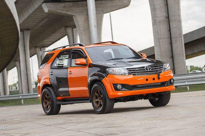 Pilihan Piggyback Murah, Dongkrak Tenaga Fortuner Bermesin Diesel 2KD