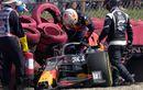 Sudah Dihubungi Lewis Hamilton, Max Verstappen Masih Baper Soal Insiden F1 Inggris 2021