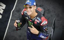 Akhirnya Fabio Quartararo Ungkap Alasan Lihat Ban Enea Bastianini Usai Balapan MotoGP San Marino 2021