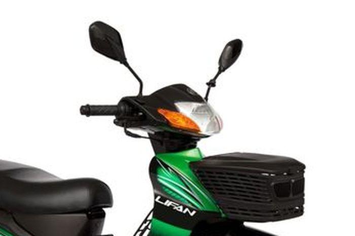 Motor bebek Lifan Oriol 110 2021, harga di bawah Honda BeAT.