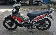 Solusi Bodi Getar Honda Supra X 125, Beli Baut Yamaha Modal Rp 15 Ribuan