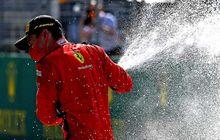 Ferrari Dijamin Selalu Naik Podium Sepanjang F1 2021, Kok Bisa Begitu?