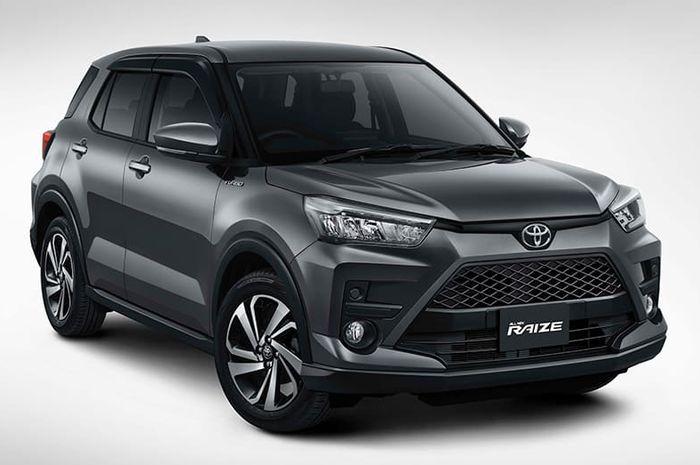 Toyota Raize 1.2 G MT