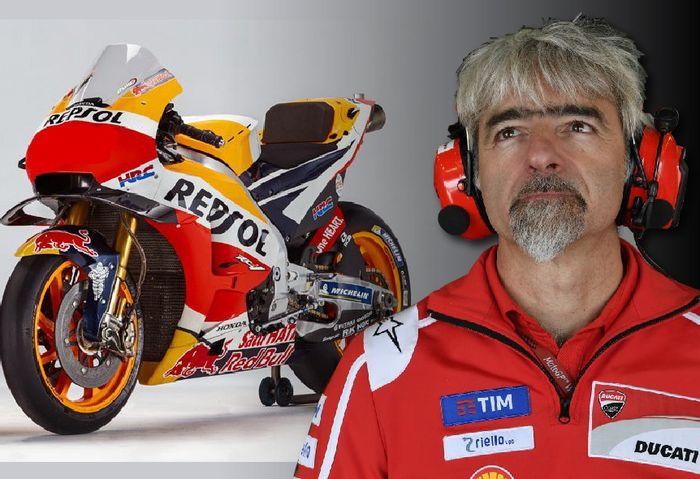 Gigi Dall'Igna siap runtuhkan dominasi Marc marquez di motoGP Jerman
