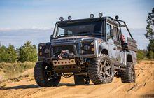 Mesin yang Dipakai Land Rover Defender Ini Sungguh Istimewa, Tembus 430 DK