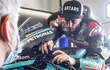 Dovizioso Berseragam Petronas, Pakai Yamaha Masih Paling Belakang, Begini Katanya
