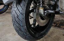bukan ketebalan ban, ini yang mempengaruhi  manuver motor di jalan