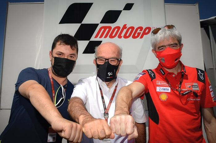 Kerja sama Sky Racing VR46 Team dengan Dorna Sport dan Ducati