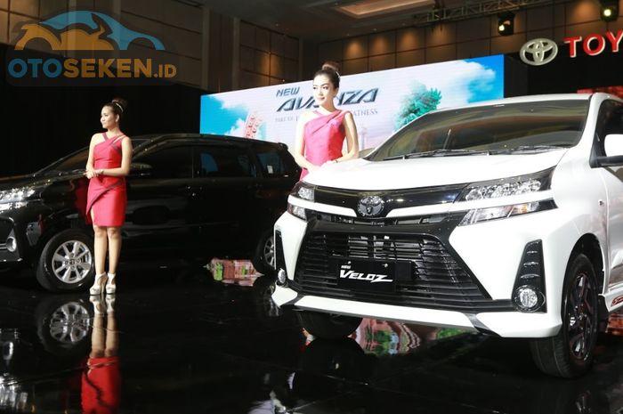 Toyota Grand New Avanza dan Veloz.