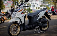 Ogah Pelan, Honda Vario 125 Berparas Elegan Ini Mesinnya Galak