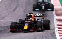 Gagal Bendung Lewis Hamilton di F1 Spanyol 2021, Max Verstappen Beri Tanggapan
