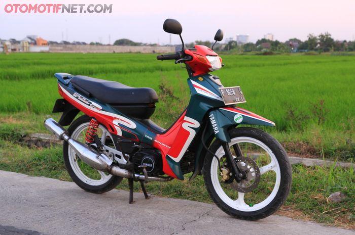 Yamaha F1ZR Caltex Edition