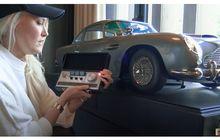 Keren Banget, OtoToys Aston Martin DB5 Ini Punya Fitur Persis Seperti di Film James Bond