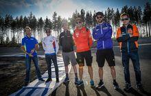 hari ini 6 pembalap akan uji coba di kymiring, sirkuit motogp finlandia