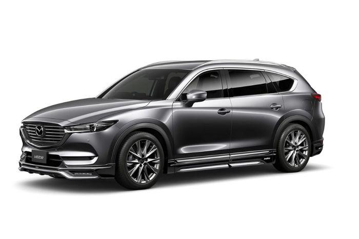 Mazda Cx 9 >> Damd Buat Body Kit Terbaru Untuk Mazda Cx 8 Jadi Tambah
