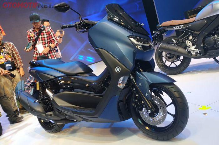 Harga Yamaha Nmax Terbaru 2020 Resmi Dibanderol Rp 29 5 Juta