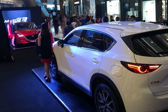 Launching Mazda3 Speed dan CX-5 TOURING