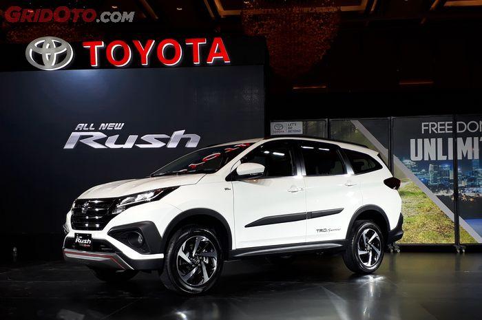 Toyota All New Rush TRD Sportivo