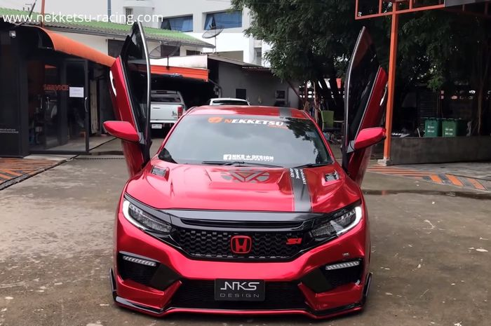 7400 Koleksi All New Civic Turbo Modifikasi Gratis Terbaru