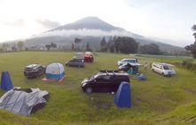 Berencana Camping Naik Kendaraan Tapi Belum Punya Perlengkapannya, Biaya Sewa Alat Outdoor Terjangkau Mulai Rp 5 Ribu