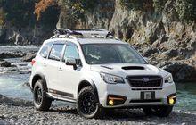 Subaru Forester Kece, Tampilan Kekar Dengan Gaya ALTO, Pakai Ban Istimewa