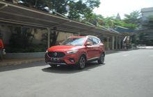 New MG ZS Facelift, SUV Harga Mulai Rp 269,8 juta, Wajah Baru Fitur Makin Lengkap
