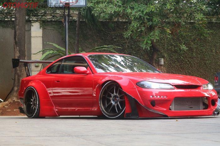 2017 Toyota Supra >> Nissan Silvia S15 Telan Mesin Toyota Supra Rocket Bunny