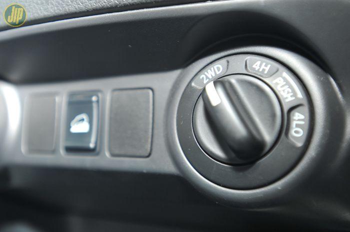 Kenop 4WD