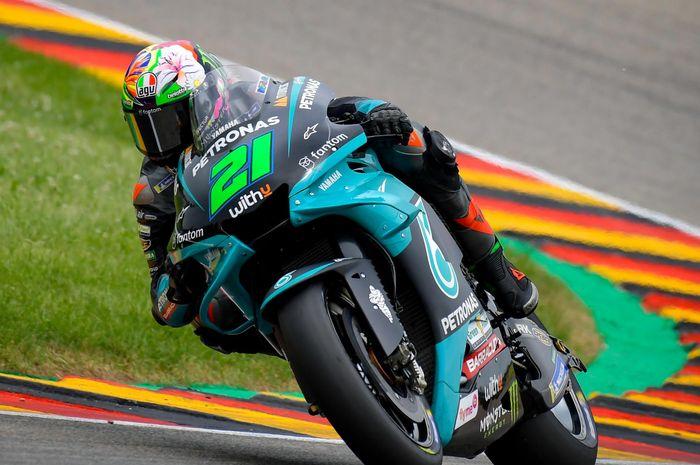 Bos Petronas Yamaha SRT mengatakan Franco Morbidelli kemungkinan baru akan kembali balapan di MotoGP San Marino 2021