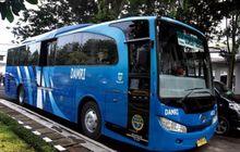 Alasannya Menyedihkan, Mulai Hari Ini Bus DAMRI Kota Bandung Berhenti Beroperasi