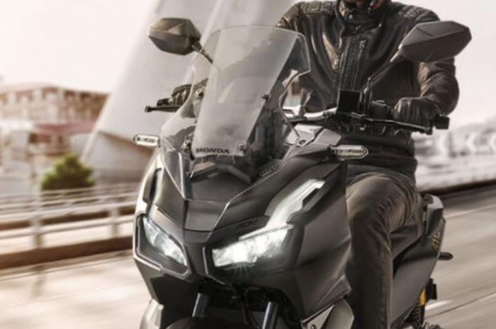 Honda ADV150 dikabarkan akan punya saudara bermesin 350 cc