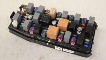 Chevrolet Captiva Fuse Box - Wiring Diagram