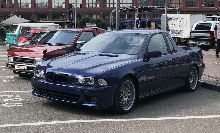 Mulanya BMW Seri-5 E39 pikap ini siap dijual satu setengah tahun lalu seharga Rp 494 juta, tapi batal